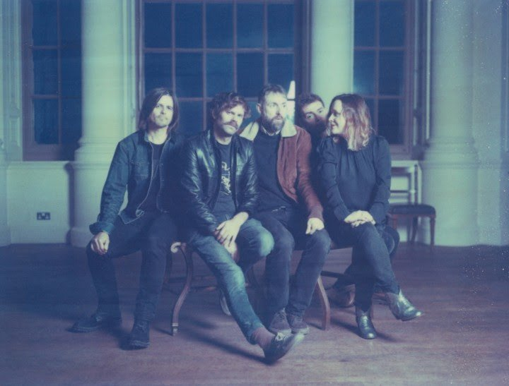 "Slowdive return with new song after 22 years (were savvy in naming themselves ""slow"" dive)"