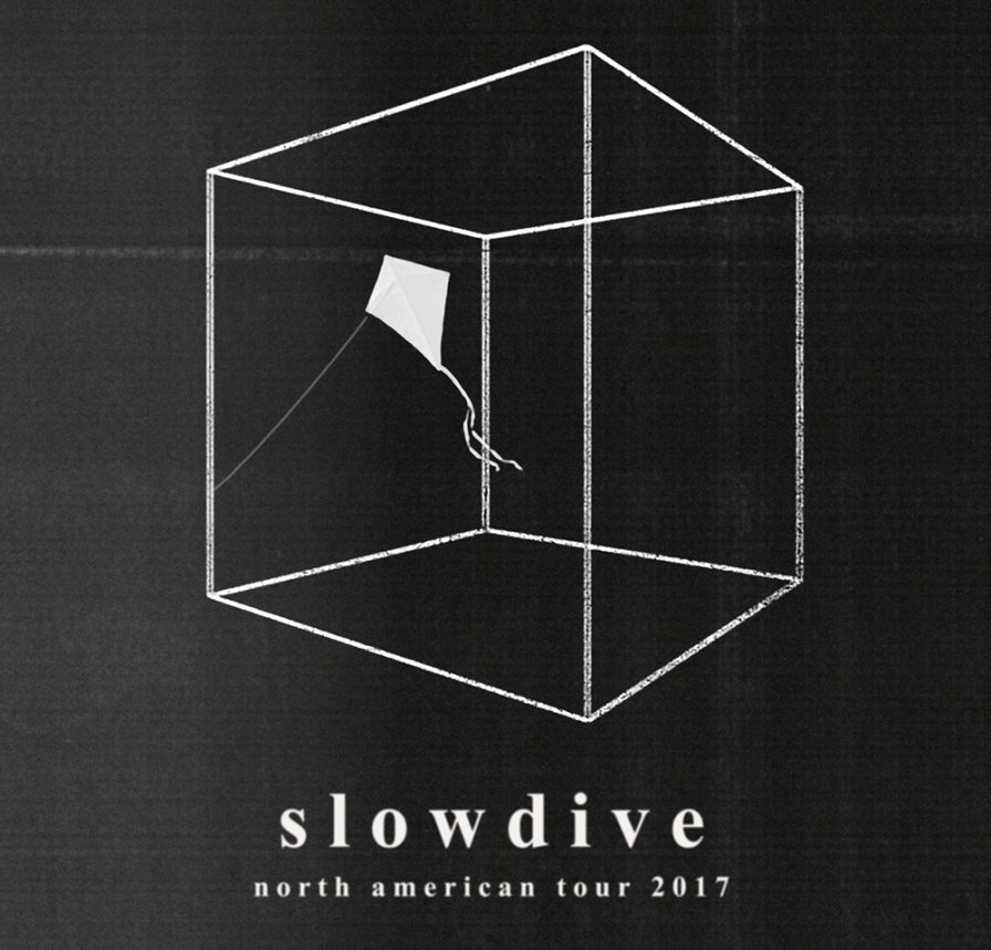 Slowdive announce North American tour dates, are thankfully all in on this reunion thing