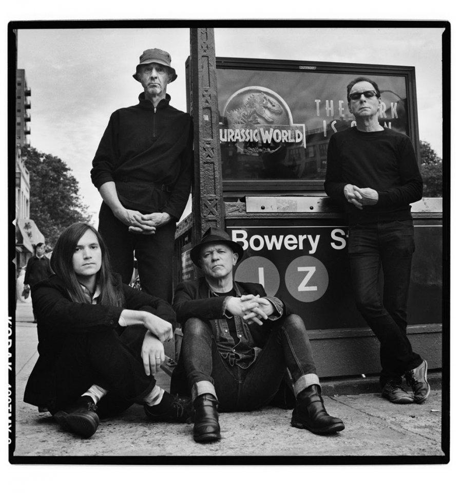 Wire announce new album Silver/ Lead