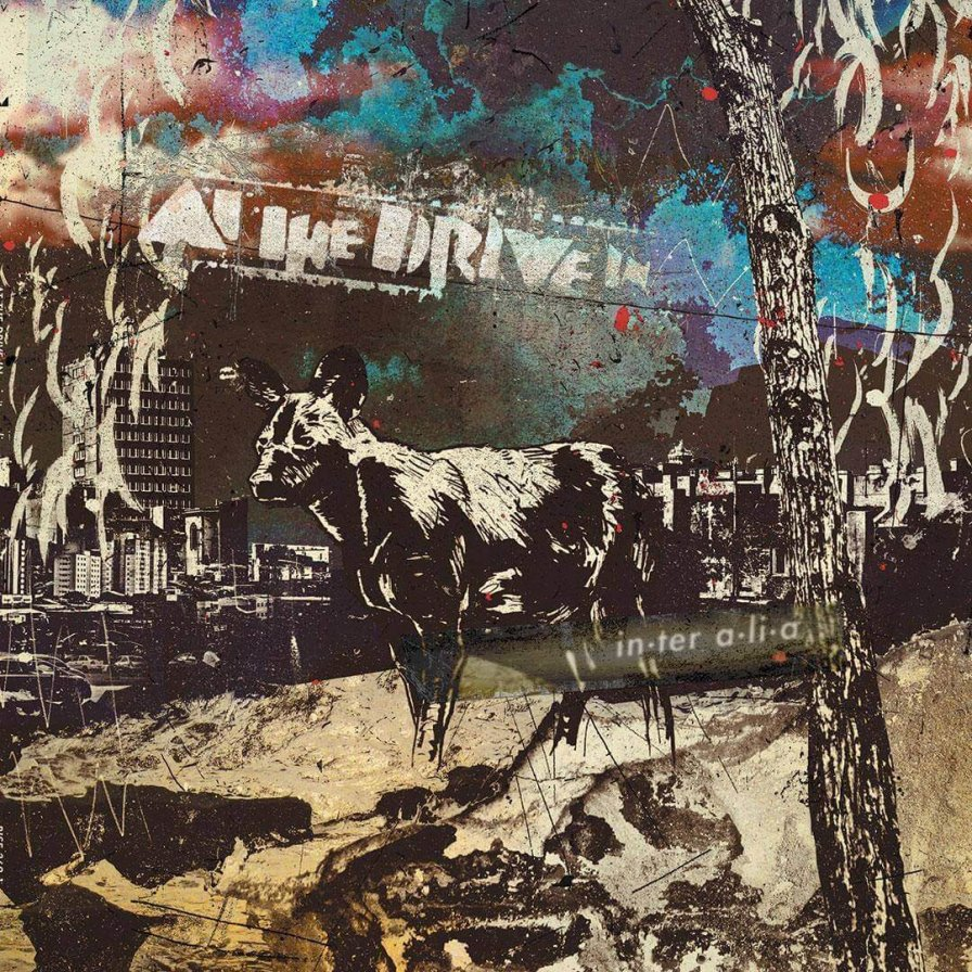 At The Drive-In announce first album in 17 years, share track, unfurl (more) tour dates