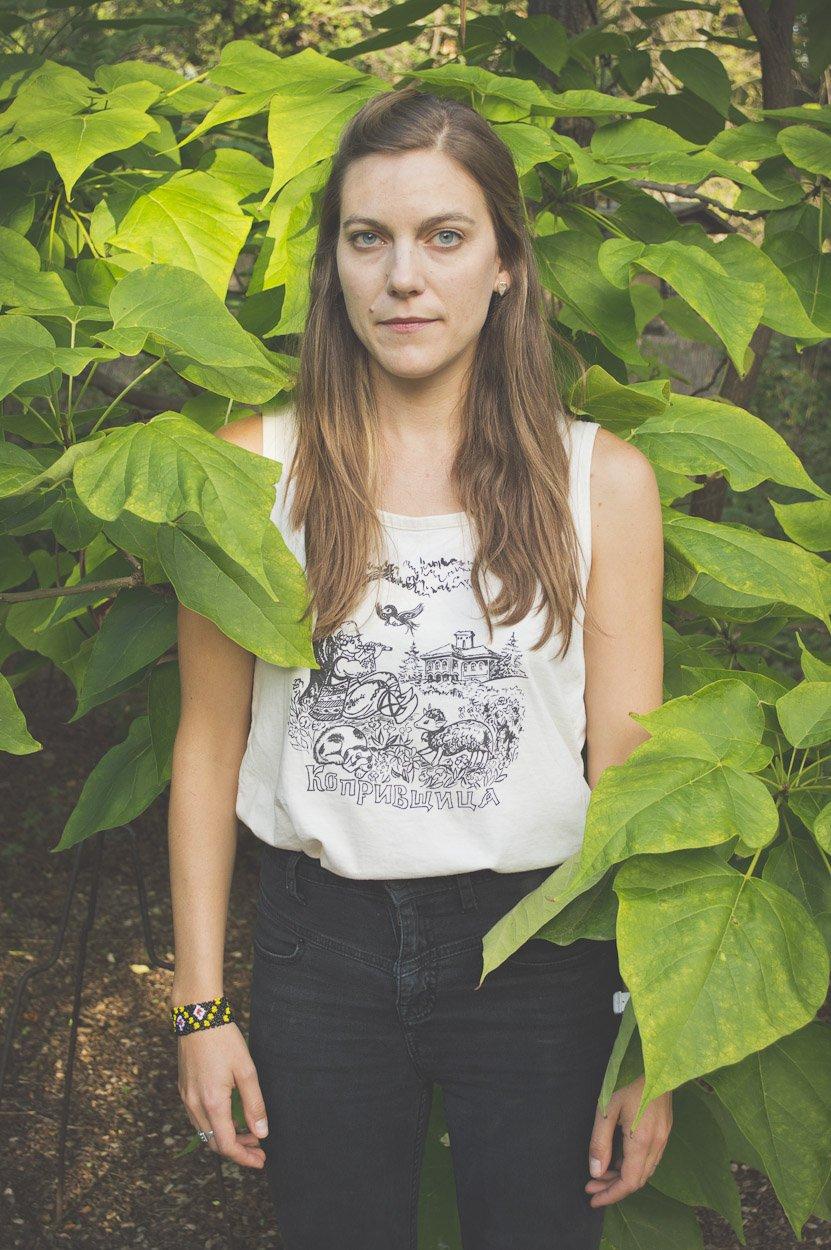 Heather Trost to release first solo album Agistri, premieres new track