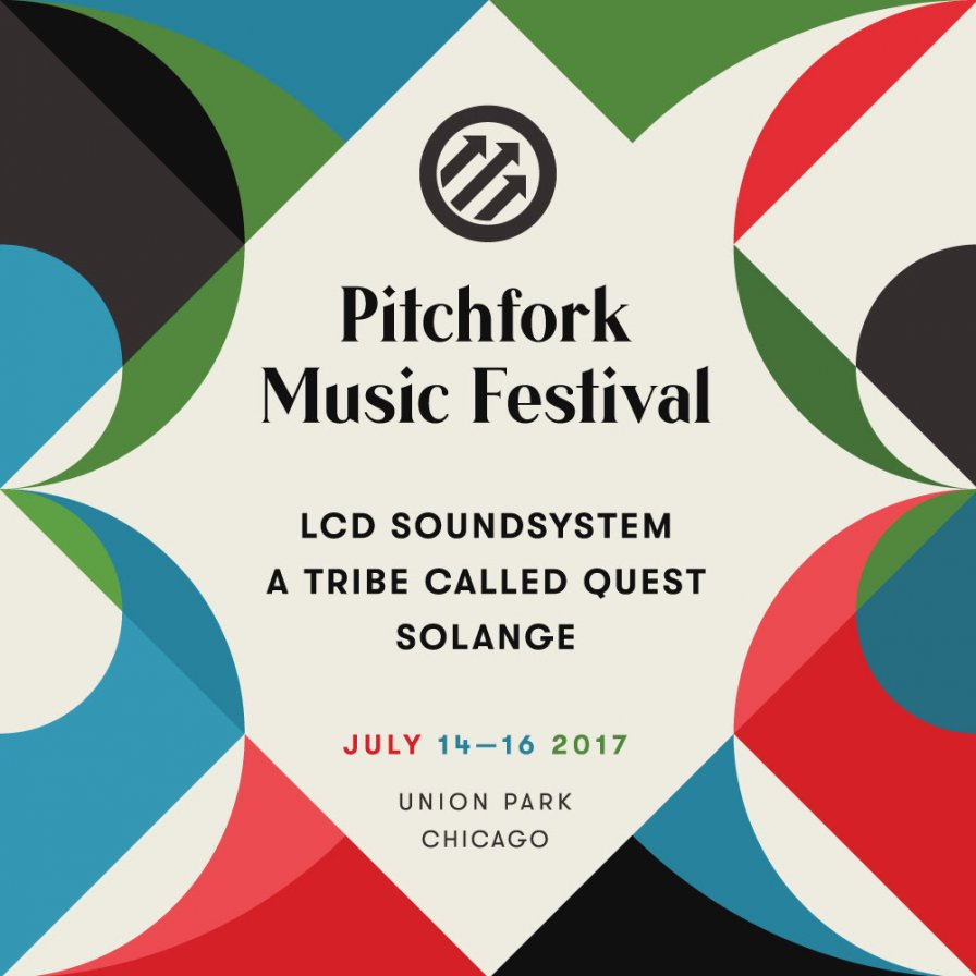 Pitchfork Music Festival unveils 2017 headliners, list of special events, 10.0-scale ratings for sunscreen and sunglasses