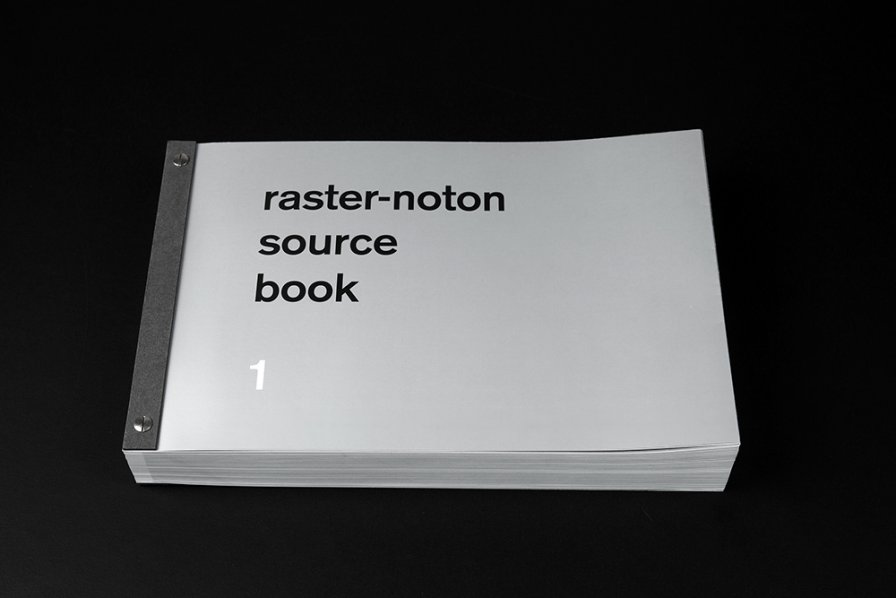 Raster-Noton announces 20th anniversary book + compilation CD package