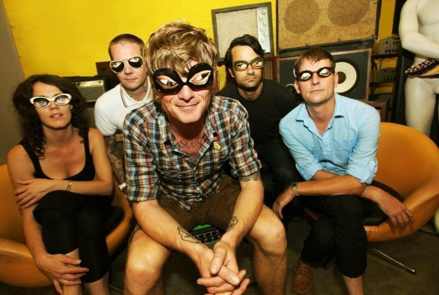 "Thee Oh Sees announce tour, share ""Gelatinous Cube"" video"