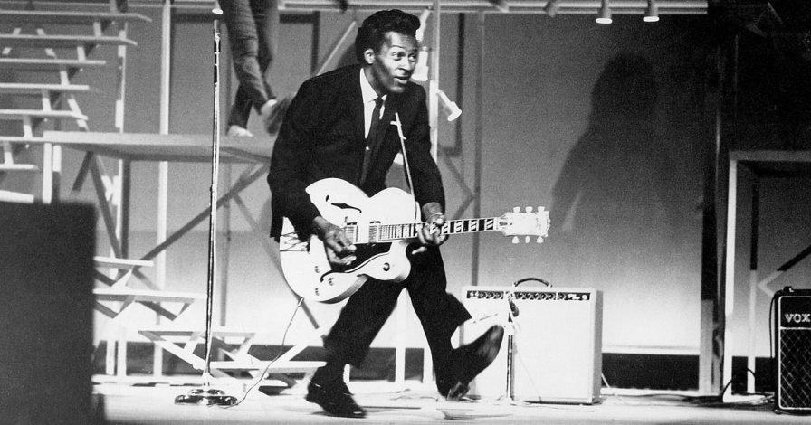 RIP: Chuck Berry
