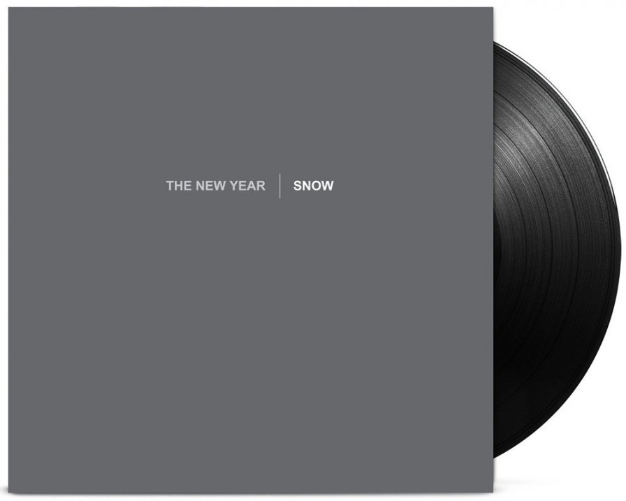 The New Year make a resolution to release Snow, their first new album in 9 years