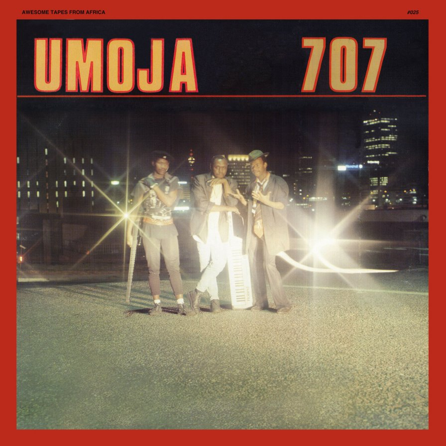 South African synthpop band Umoja's apartheid-era classic 707 gets reissue through Awesome Tapes From Africa