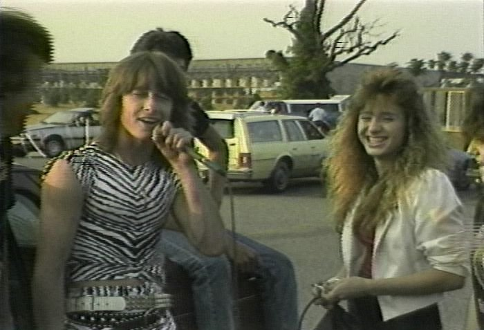 Heavy Metal Parking Lot is the filmed account of the tailgating before a 1986 Judas Priest and Dokken show at the Capital Centre in Largo, Maryland.
