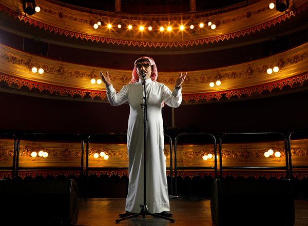 Omar Souleyman preps new album To Syria, With Love, announces US tour dates (also with love)