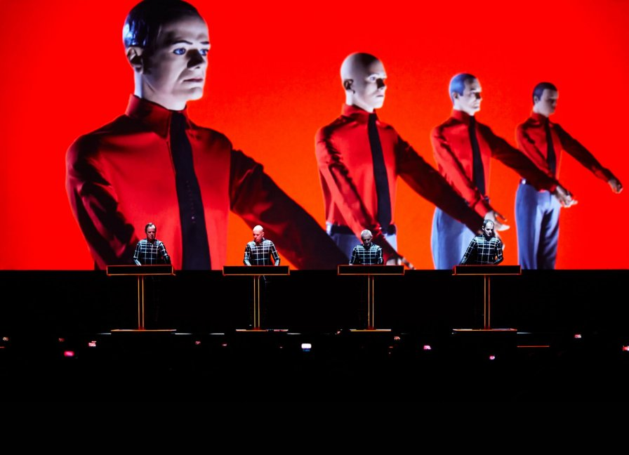Kraftwerk keep 3-D film a viable medium with 3-D The Catalogue documentary