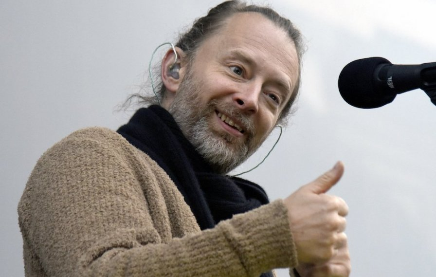 Thom Yorke (the singer from Radiohead) set to score his first feature length film
