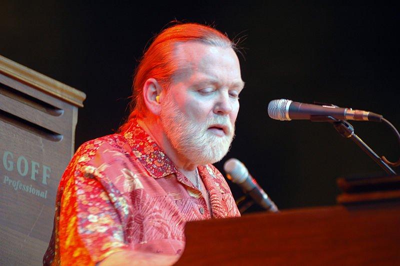RIP: Gregg Allman of The Allman Brothers Band