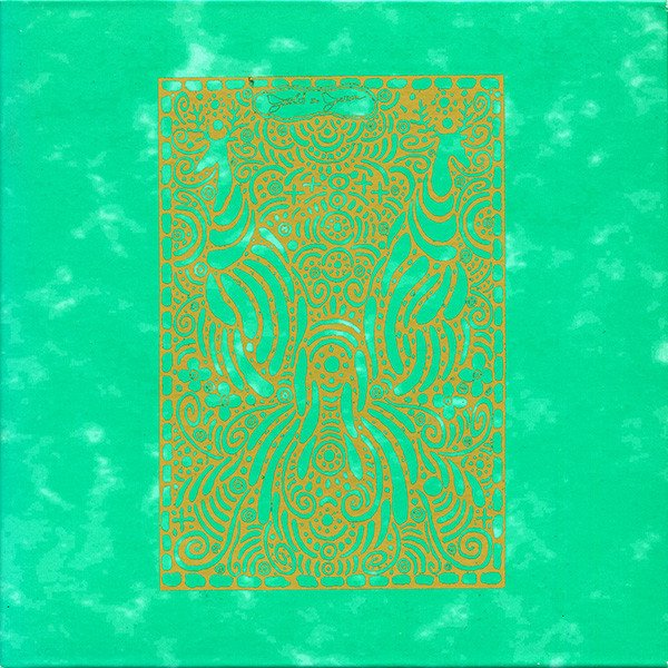 Japan's OOIOO announce (basically the first) vinyl reissue of seminal album Gold & Green