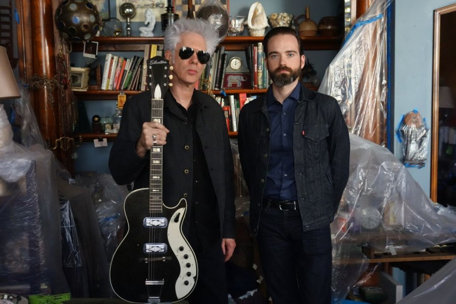 "Jim Jarmusch's SQÜRL to unleash new EP on Sacred Bones, share ""The Dark Rift"" to help make human misery seem exciting and interesting"