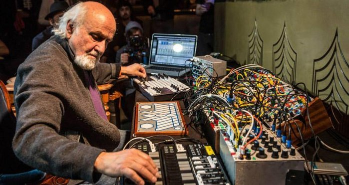 Morton Subotnick orchestrates documentary film and 50th anniversary Silver Apples of the Moon LP reissue