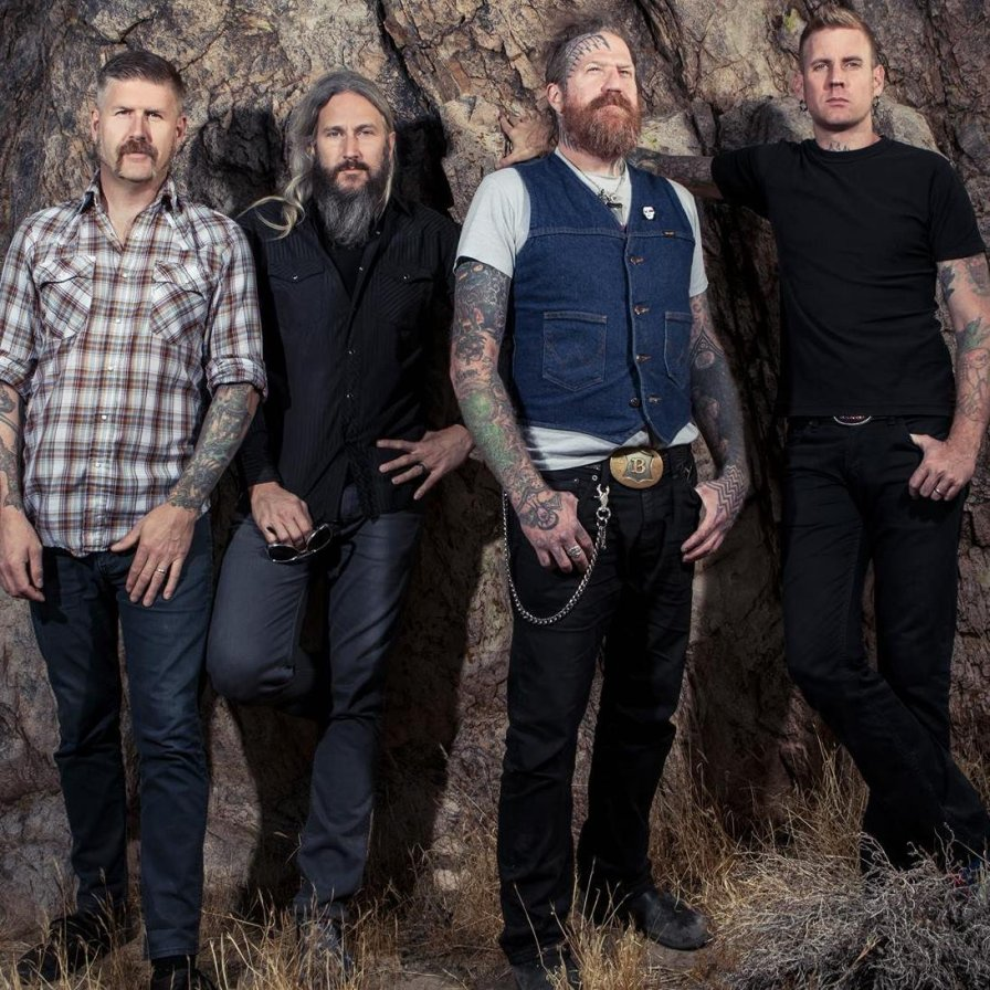 This just in: Mastodon are TOURING AF (in support of still being METAL AF)