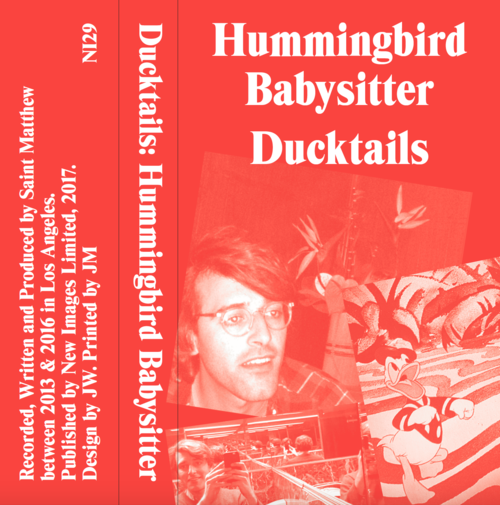 Ducktails releases 2nd sexy comp. of unreleased tracks, asks his favorite pals at TMT to tell you all about it