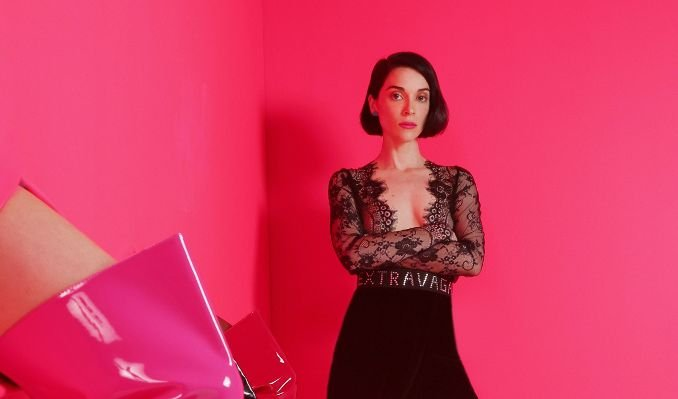 """St. Vincent announces """"Fear the Future"""" tour (implicitly in support of her super-significant forthcoming album)"""