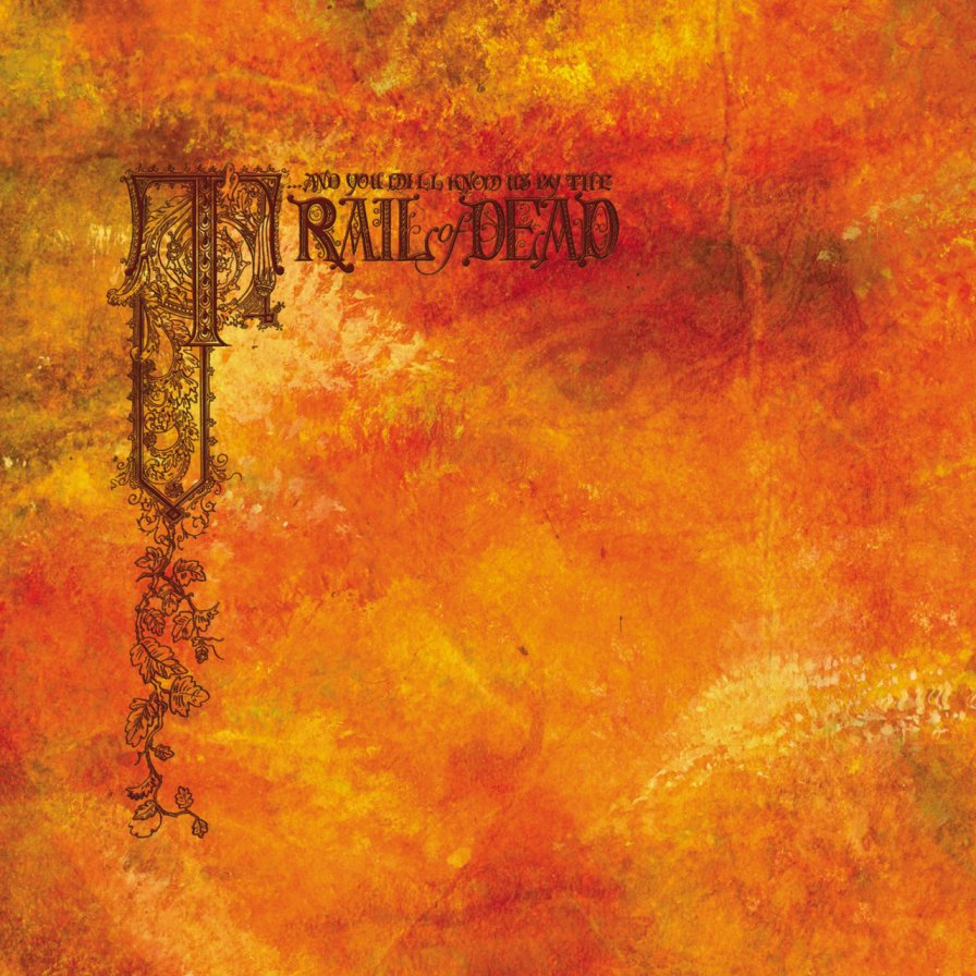 ...And You Will Know Us By The Trail Of Dead announce 2xLP reissue of... yeah, that album (Source Tags & Codes)