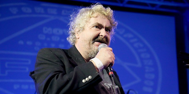 Welcome to your last chance: Daniel Johnston announces final tour with support from Jeff Tweedy, Built to Spill, and more