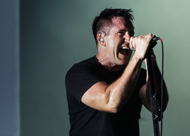 Watch Nine Inch Nails cover David Bowie at epic comeback gig