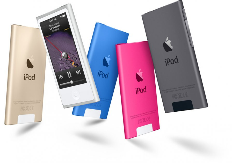 Last iPod standing: Apple kills off Nano and Shuffle, leaving only Touch