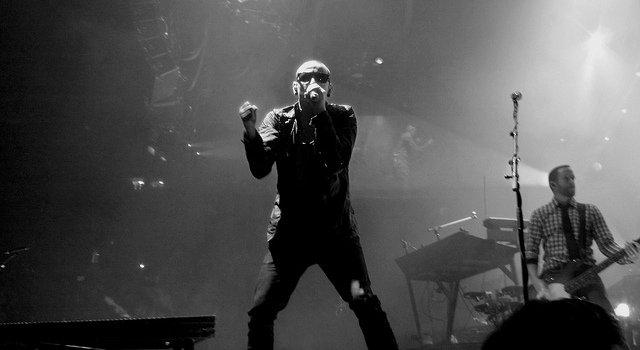 RIP: Chester Bennington, singer of Linkin Park