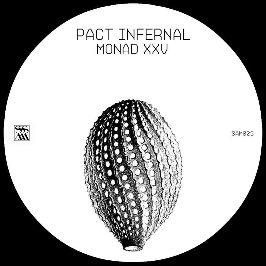"Pact Infernal to release Monad XXV EP on Stroboscopic Artefacts, premiere track ""Cor Aut Mors"""