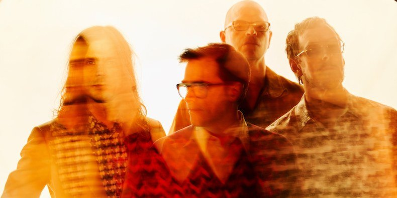 Weezer announce eleventh album Pacific Daydream, share genuinely insane music video, blah blah blah, etc.