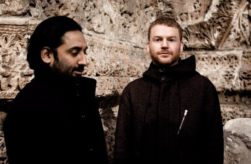 Emptyset get ready to show us their Skin EP on Thrill Jockey