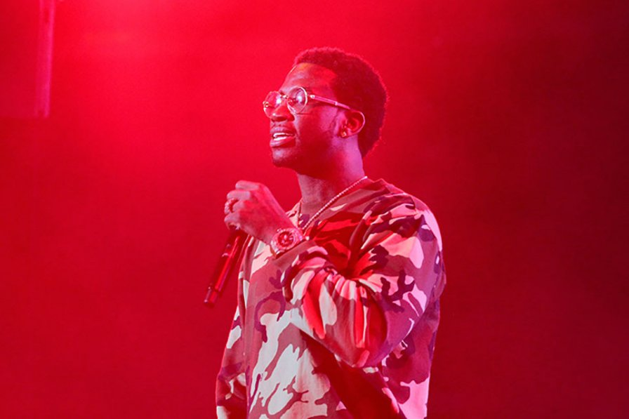 "Gucci Mane details star-studded new album Mr. Davis, shares ""I Get the Bag"" featuring Migos, at some point may need to rest for a minute"