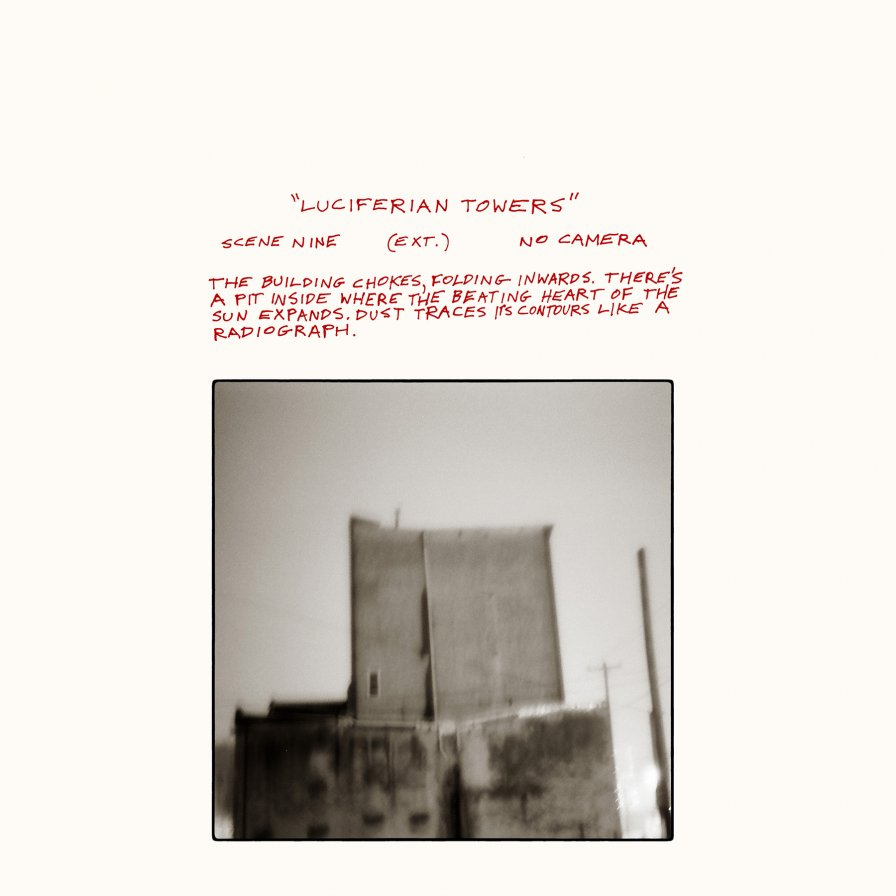 Godspeed You! Black Emperor announce new album Luciferian Towers