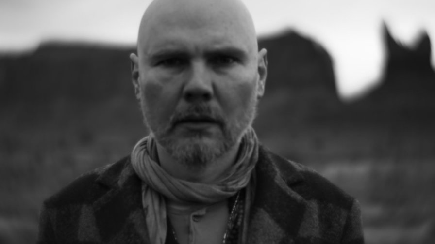 Billy Corgan's new solo album, Ogilala, is coming in October to knock Taylor Swift off the charts