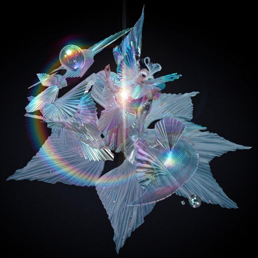Björk's new album reportedly slated for November