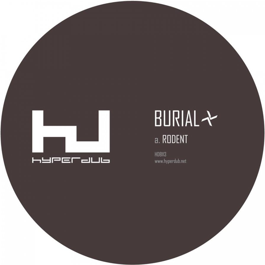 Burial returns with another new release, titled Rodent