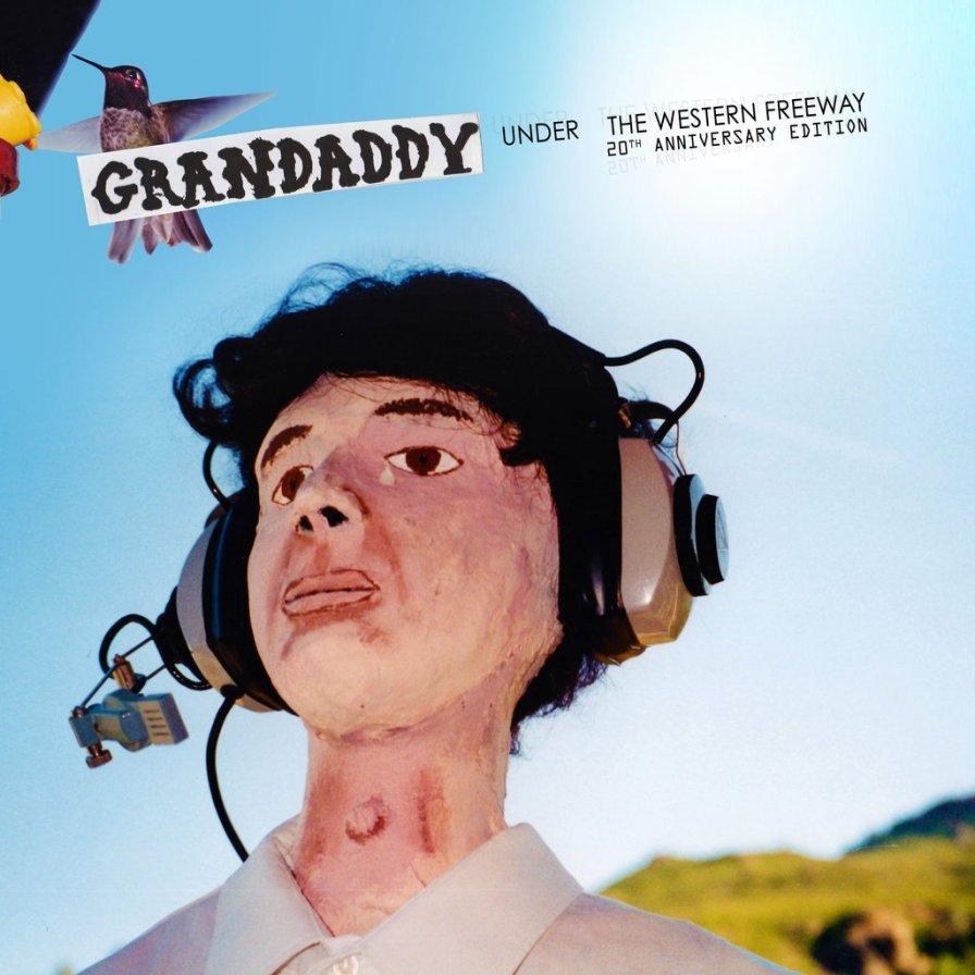 Grandaddy Announce Under The Western Freeway 20th