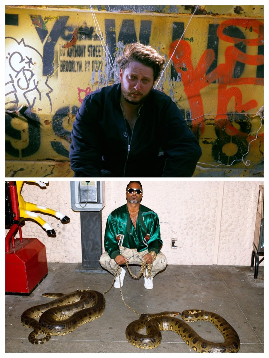 Daniel Lopatin (Oneohtrix Point Never) and Ishmael Butler (Shabazz Palaces) team up as 319 for new Adult Swim track