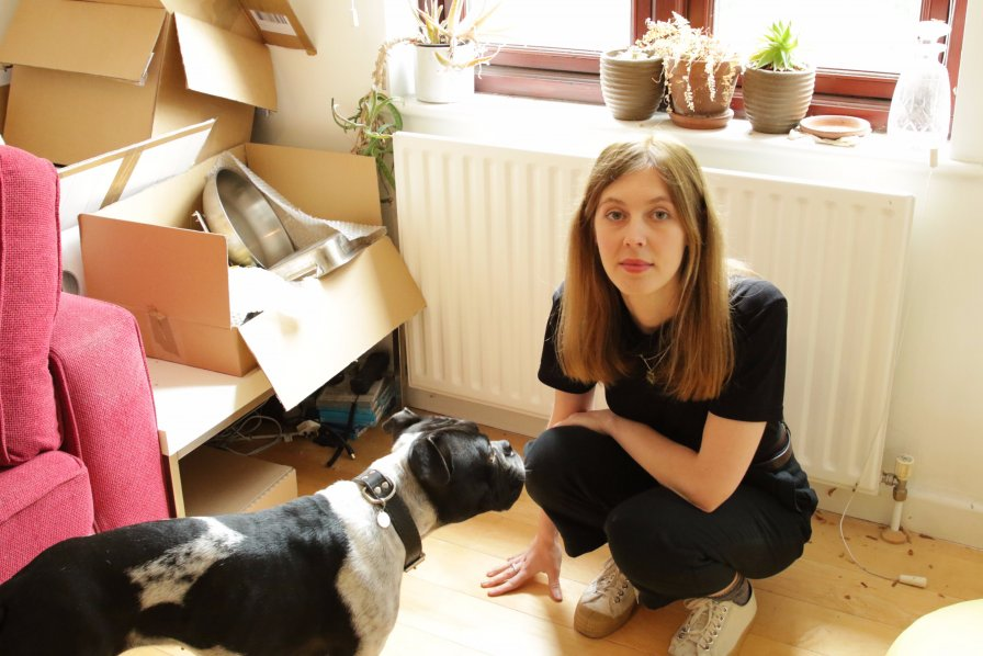 Carla dal Forno cultivates new EP The Garden for Blackest Ever Black, shares title track