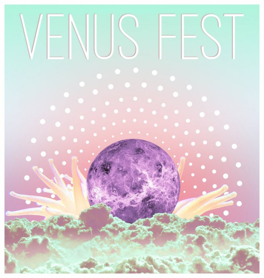 Full lineup and workshop announced for TOMORROW'S femme-tastic Venus Fest in Toronto, feat. Madame Gandhi, Grouper, Lido Pimienta, Weaves, Queen of Swords and many more