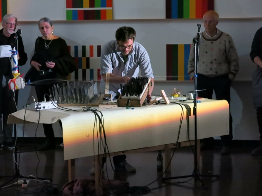 Australian sound artist Ross Manning announces new album Reflex in Waves on Room40