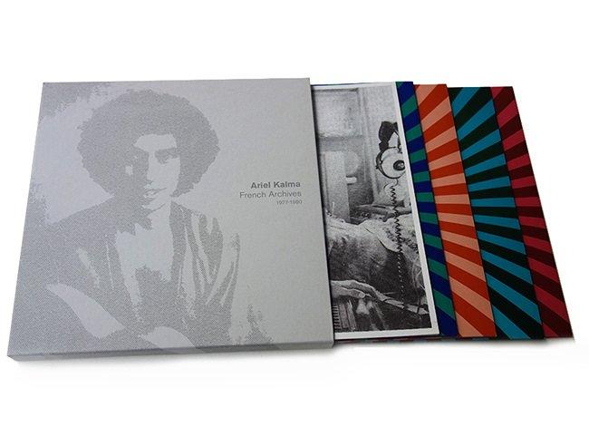 Ariel Kalma's 70's drone music is getting a 4xLP box set reissue, so get ready to rock that Shavasana