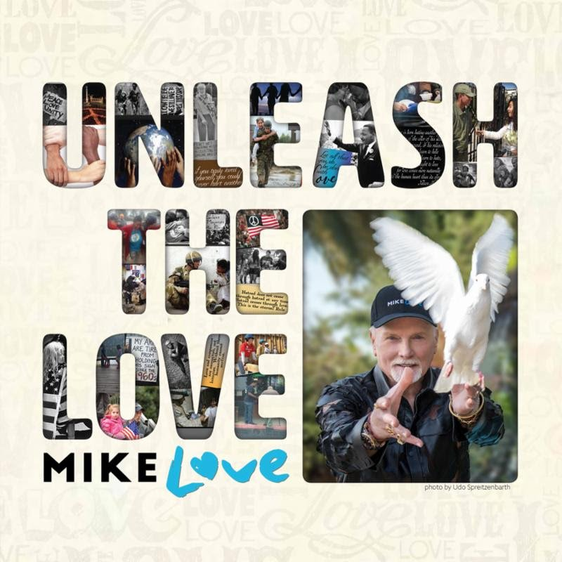 Beach Boys' Mike Love to Unleash the Love with double album of new material and remakes