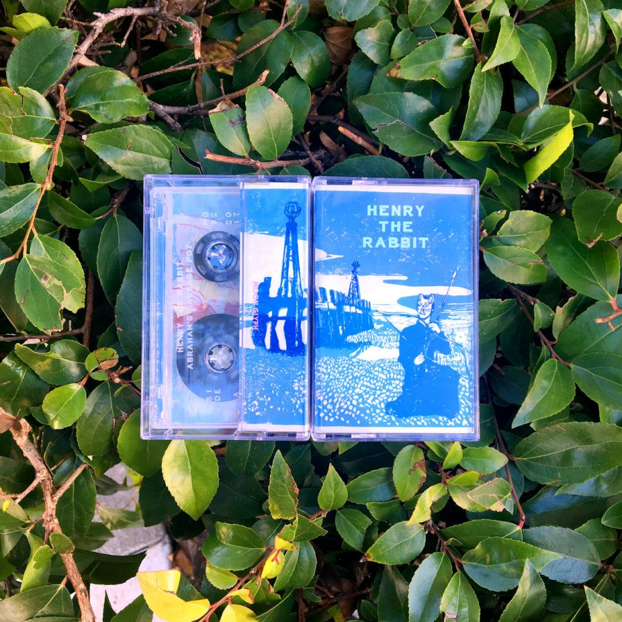 Moon Glyph Records releases new Henry the Rabbit album Abraham's Sausage Pot on cassette