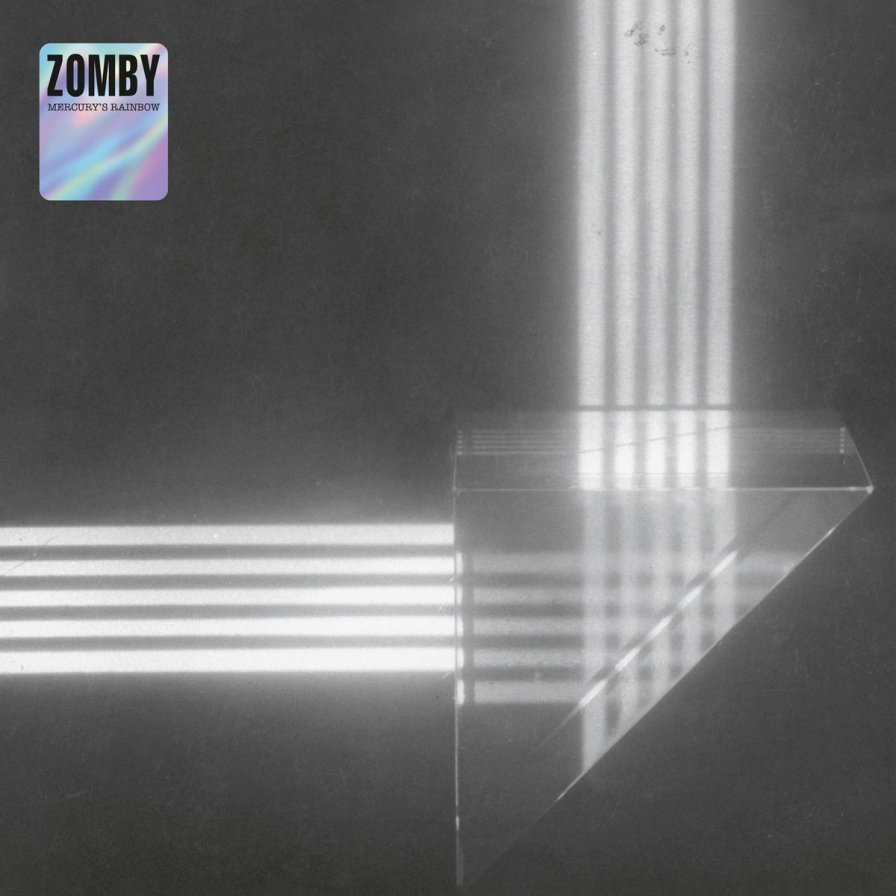 Zomby digs up and feather dusts Mercury's Rainbow, an eskibeat concept album recorded in 2008/2009