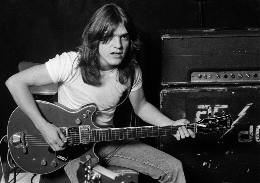 RIP: Malcolm Young, guitarist and co-founder of AC/DC