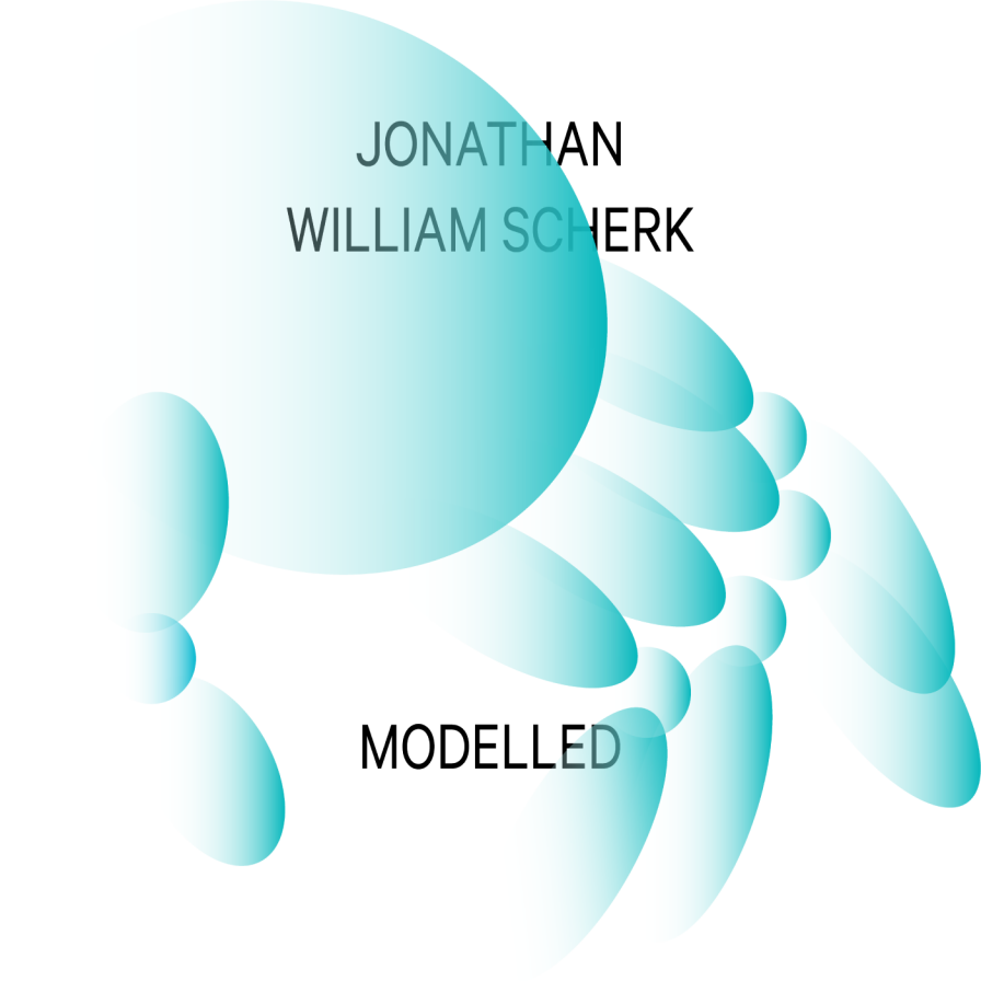 "Jonathan William Scherk premieres ""In a State of Love"" from just-released new album Modelled, sets off my US English spellcheck with extra ""L"" in Modelled"