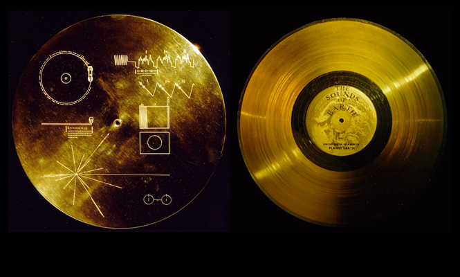 NASA's Voyager Golden Record gets reissued on vinyl and CD; presumably due to high extra-terrestrial-hipster demand