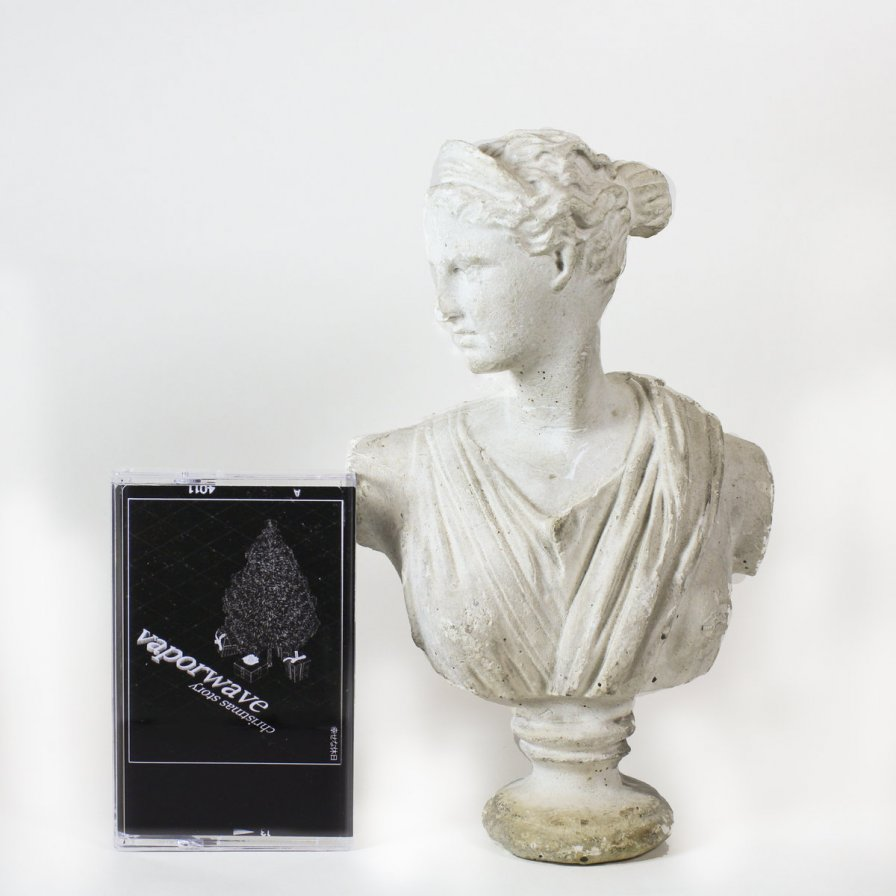 Contemporary Tapes releases Vaporwave Christmas Story compilation; the perfect stocking stuffer for the inanimate Roman bust in your life