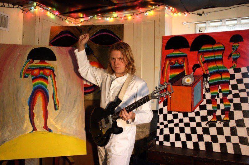 Ty Segall announces new album Freedom's Goblin on Drag City, previews too many tracks to count, tours everywhere forever
