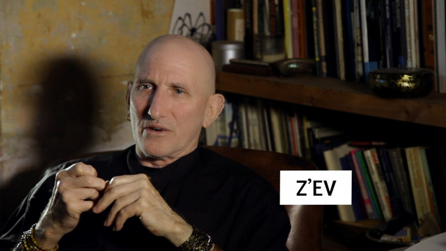 RIP: Z'EV, poet, percussionist, and experimental sound artist